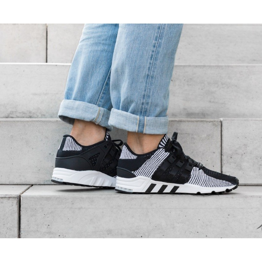 quality design fe079 0f18e Adidas EQT SUPPORT RF PRIMEKNIT  BY9689, Mens Fashion, Footwear on  Carousell