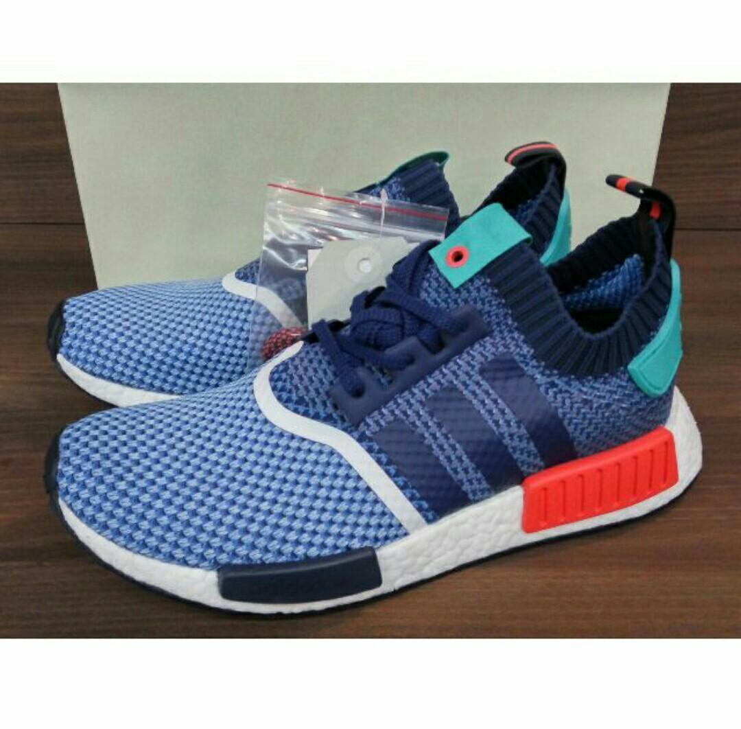 reputable site 70d32 121f1 Adidas NMD R1 PK X Packer, Men's Fashion, Footwear, Sneakers ...