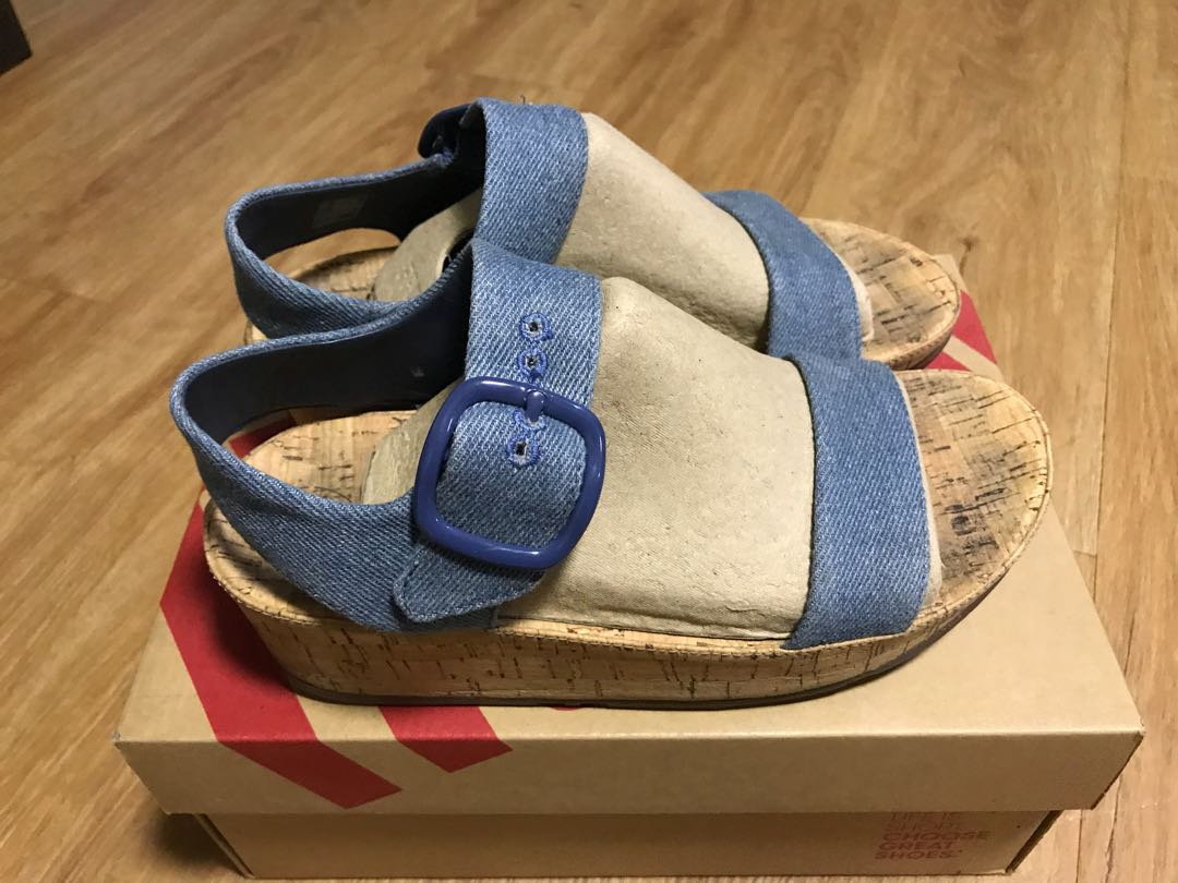 5d28a6231 Authentic Fitflop Bon Sandals