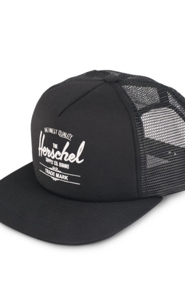 -Currently unavailable-Authentic Herschel Trucker Cap cfca540cd17