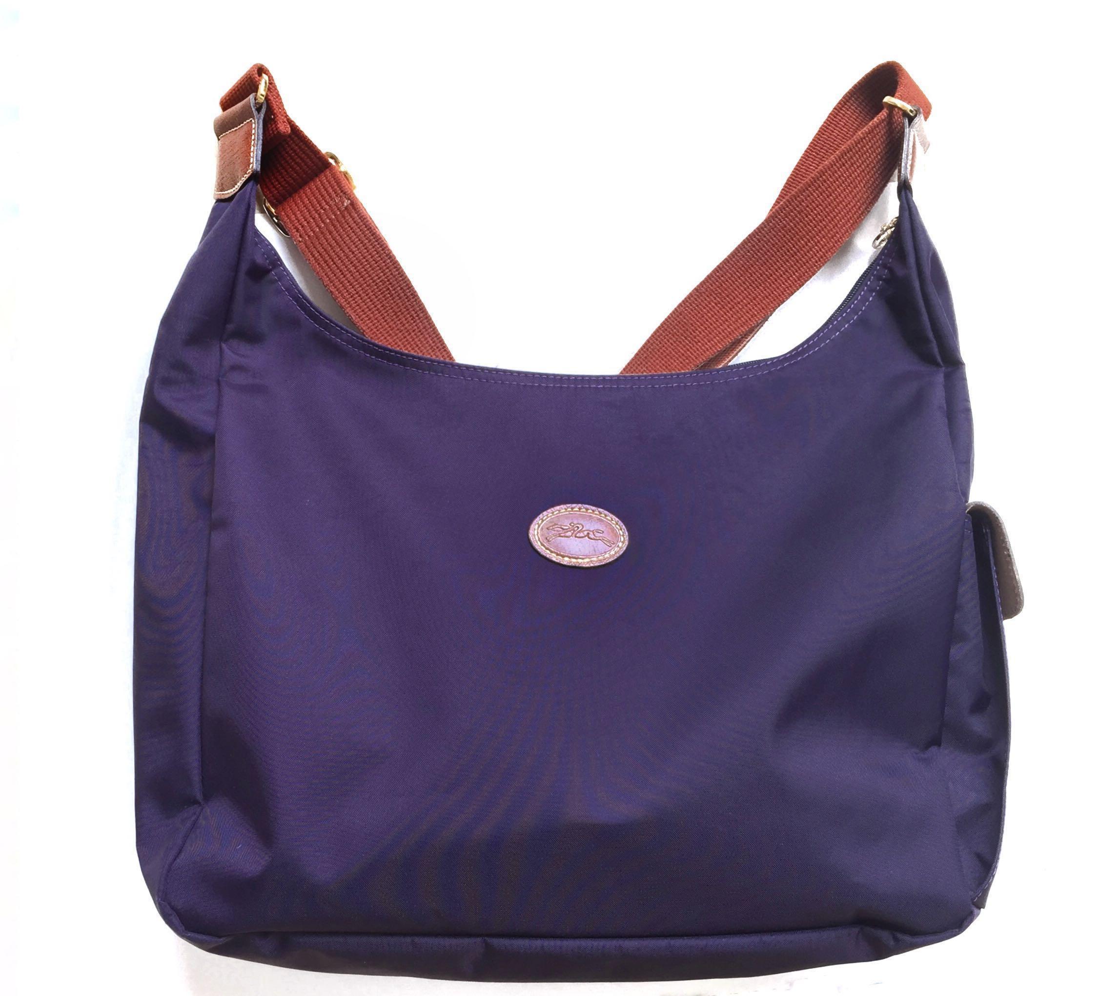 e4ab6111a5ab Authentic Longchamp Shoulder Sling Bag, Luxury, Bags & Wallets ...