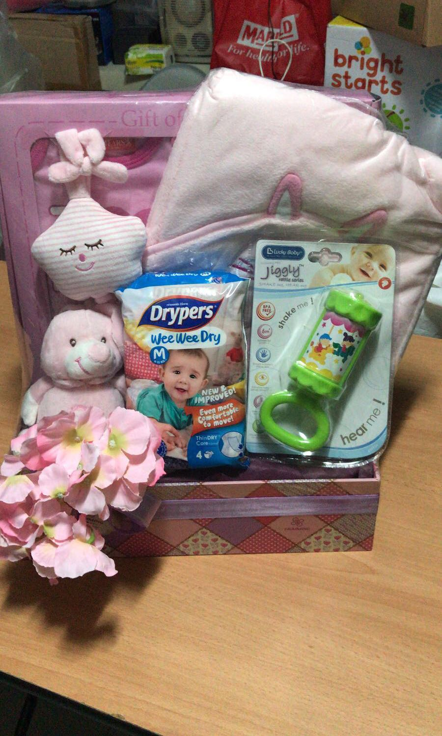 Baby Hampers Dear Baby Girl Tnb710a Babies Kids Maternity On