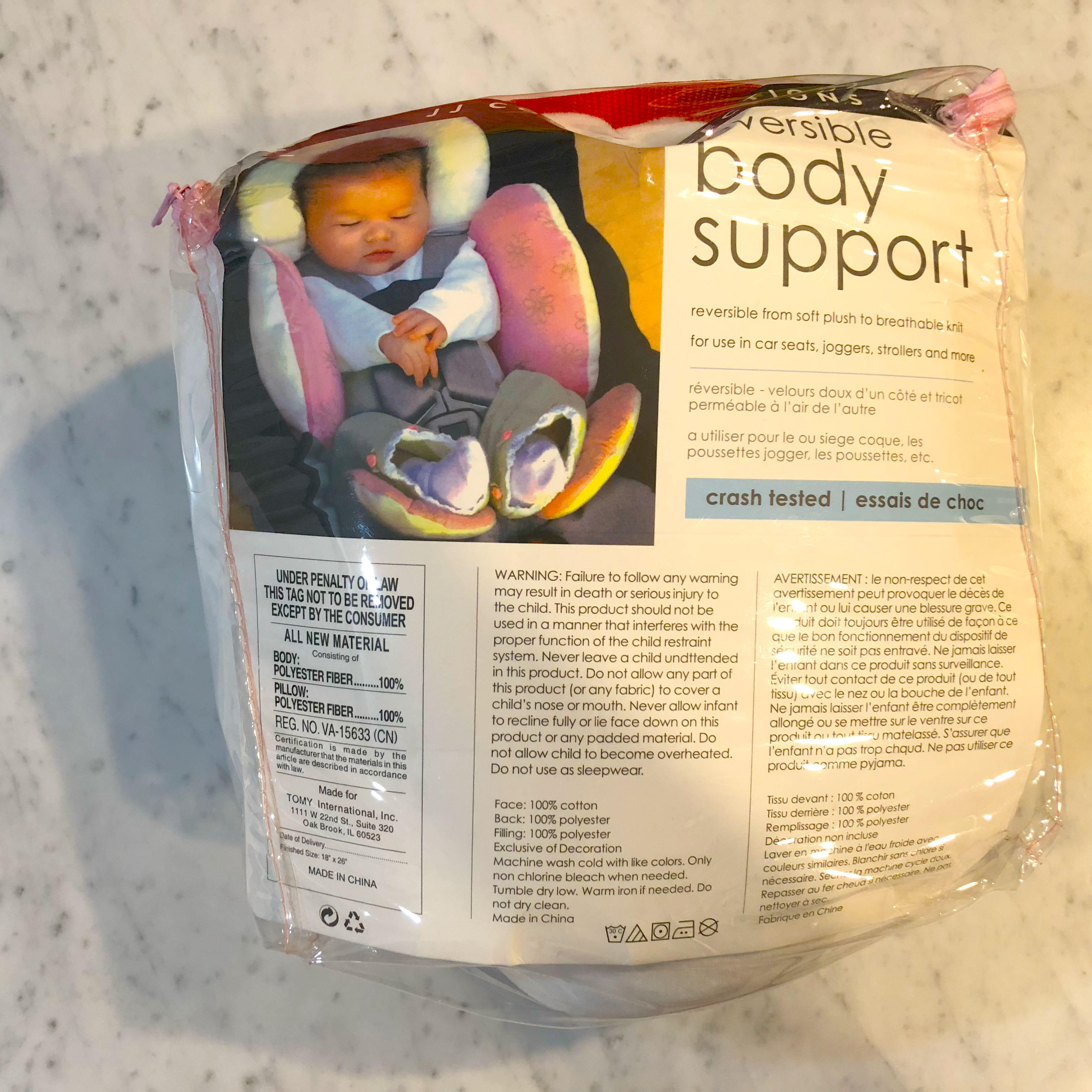 Baby support for stroller/baby car seat, Babies & Kids