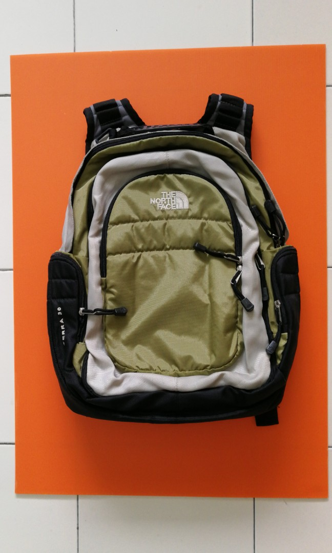 d9bbd2aa0 🇺🇸The North Face Terra 30 Haversack (4-compartments) for hiking ...
