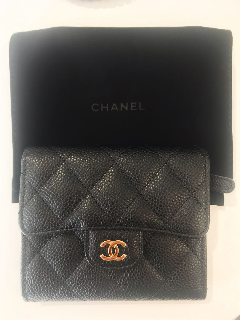d3c99ed2e576 Brand New Chanel Classic Small Wallet, Luxury, Bags & Wallets ...