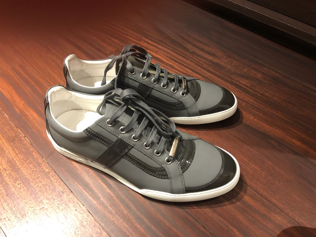 b01ff2f53674 BRAND NEW Grey Dior men s sports sneakers size 41.5