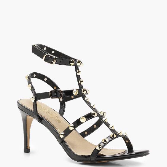 Brand New Studded Heels