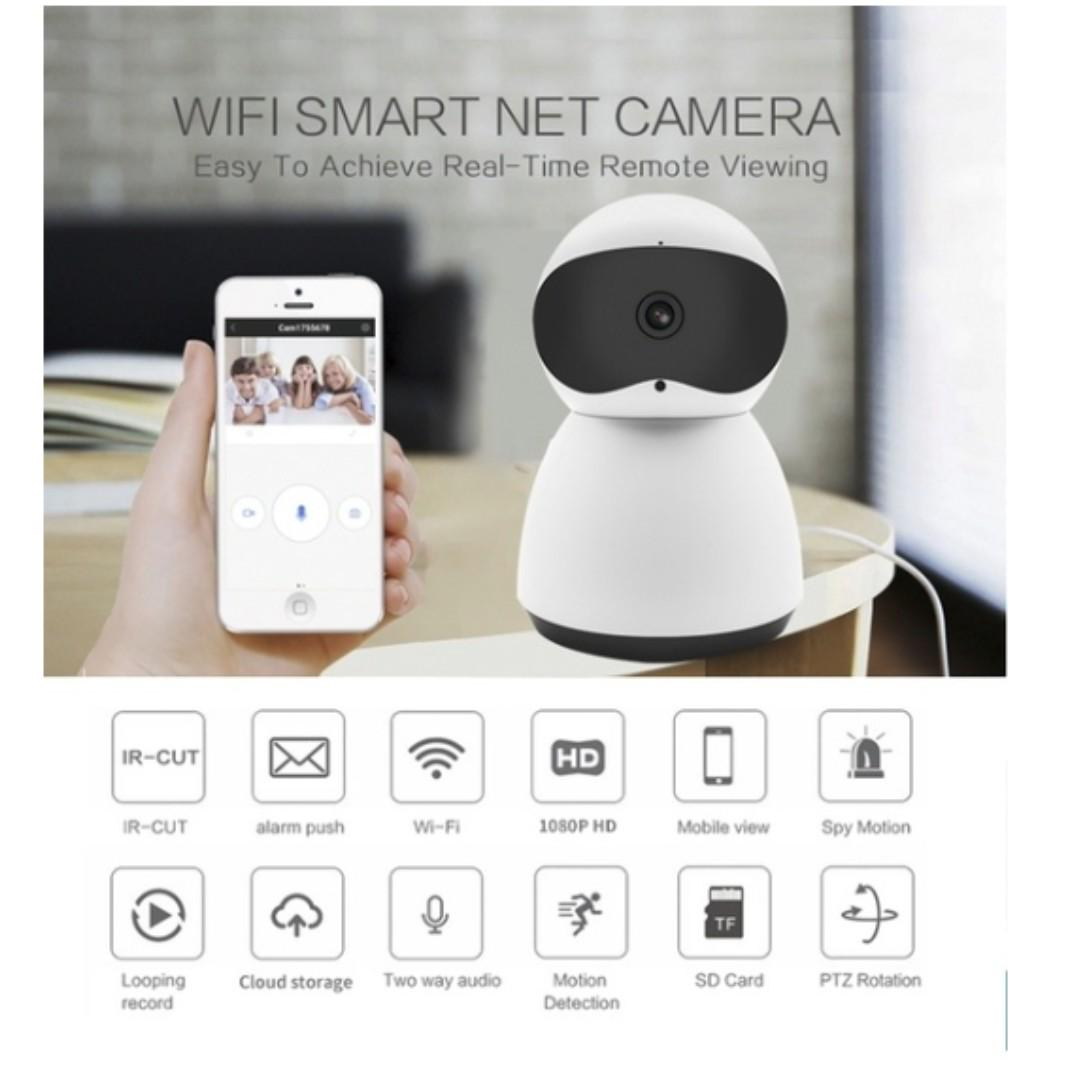 Cctv Monitor 1080P/960P/720P Smart Wireless Wifi Mobile