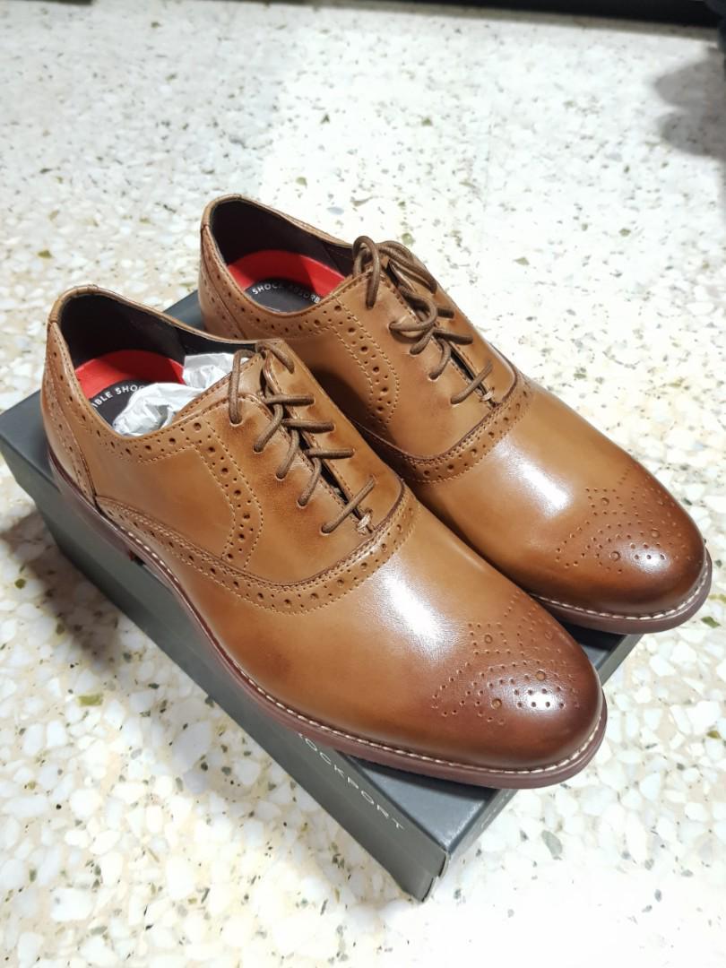 Genuine Leather Rockport Shoe- LAST