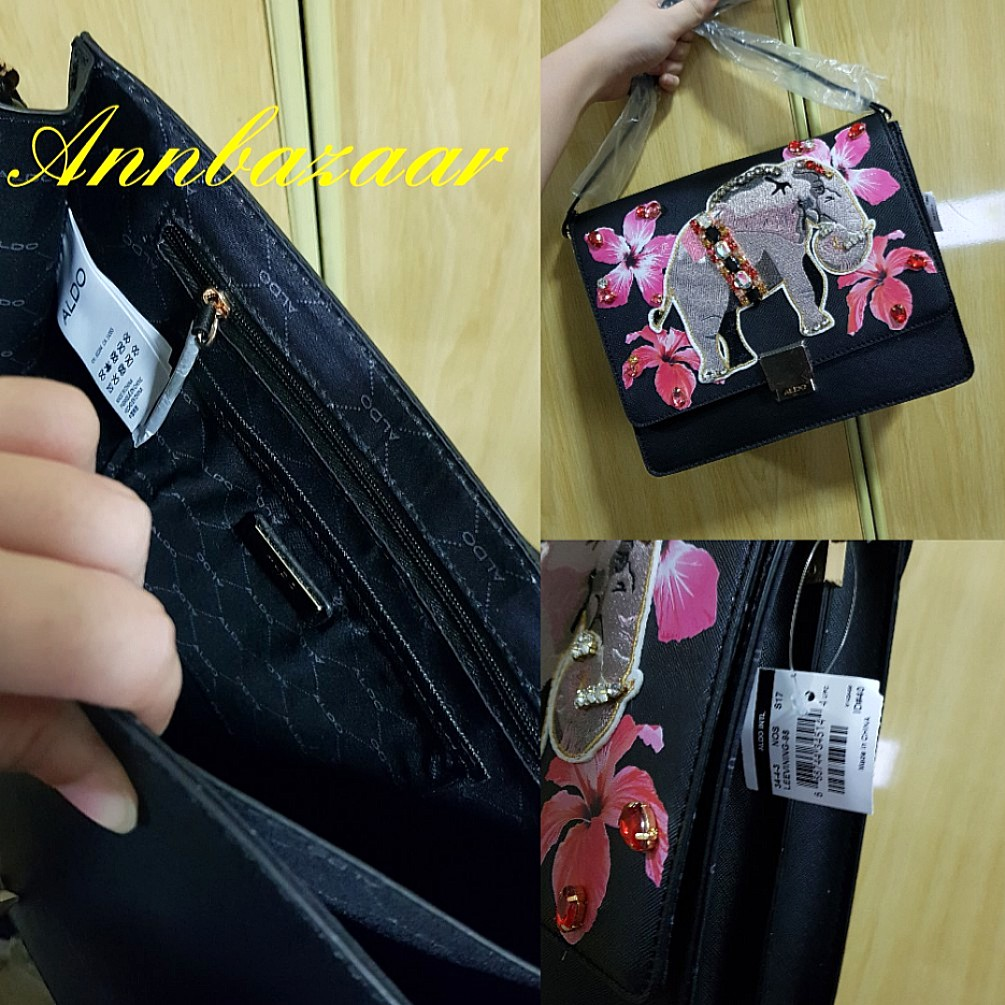 5e0ecf1453b CLEARANCE OFFER! Aldo Leevening Sling Bag (100% Authentic) INSTOCK ...
