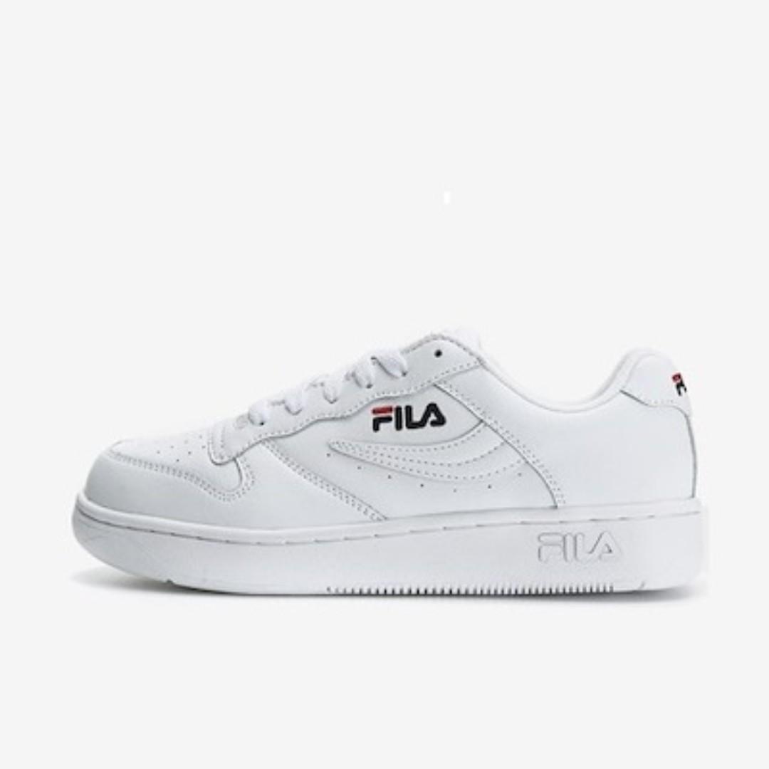 b2c8f151 Fila F-X-100 Low 17 (White), Men's Fashion, Footwear, Sneakers on ...