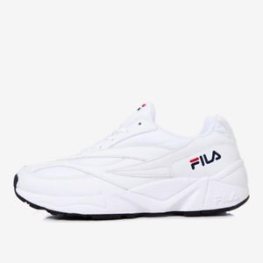 a3b4c423c96e discount sale c9ffb f25ec fila 2018 venom 94 white red fs1hta3031x ...