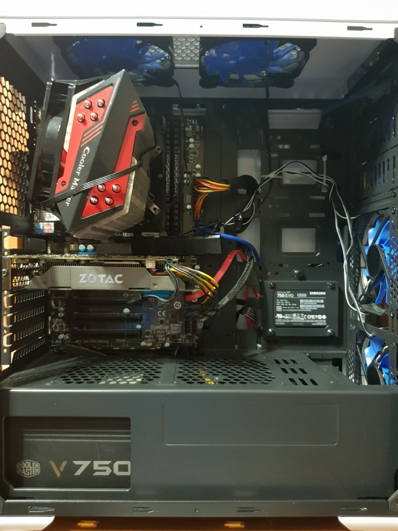Vr ready gaming pc