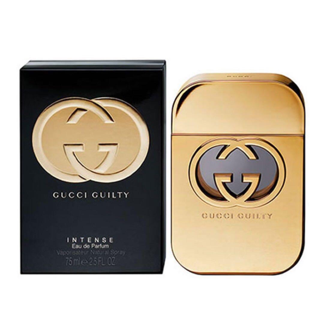 158bde2e58c GUCCI GUILTY INTENSE EDP FOR WOMEN, Health & Beauty, Perfumes ...
