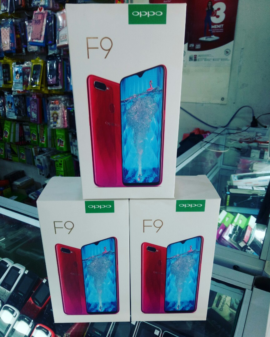 Handphone Oppo F9 Looking For On Carousell