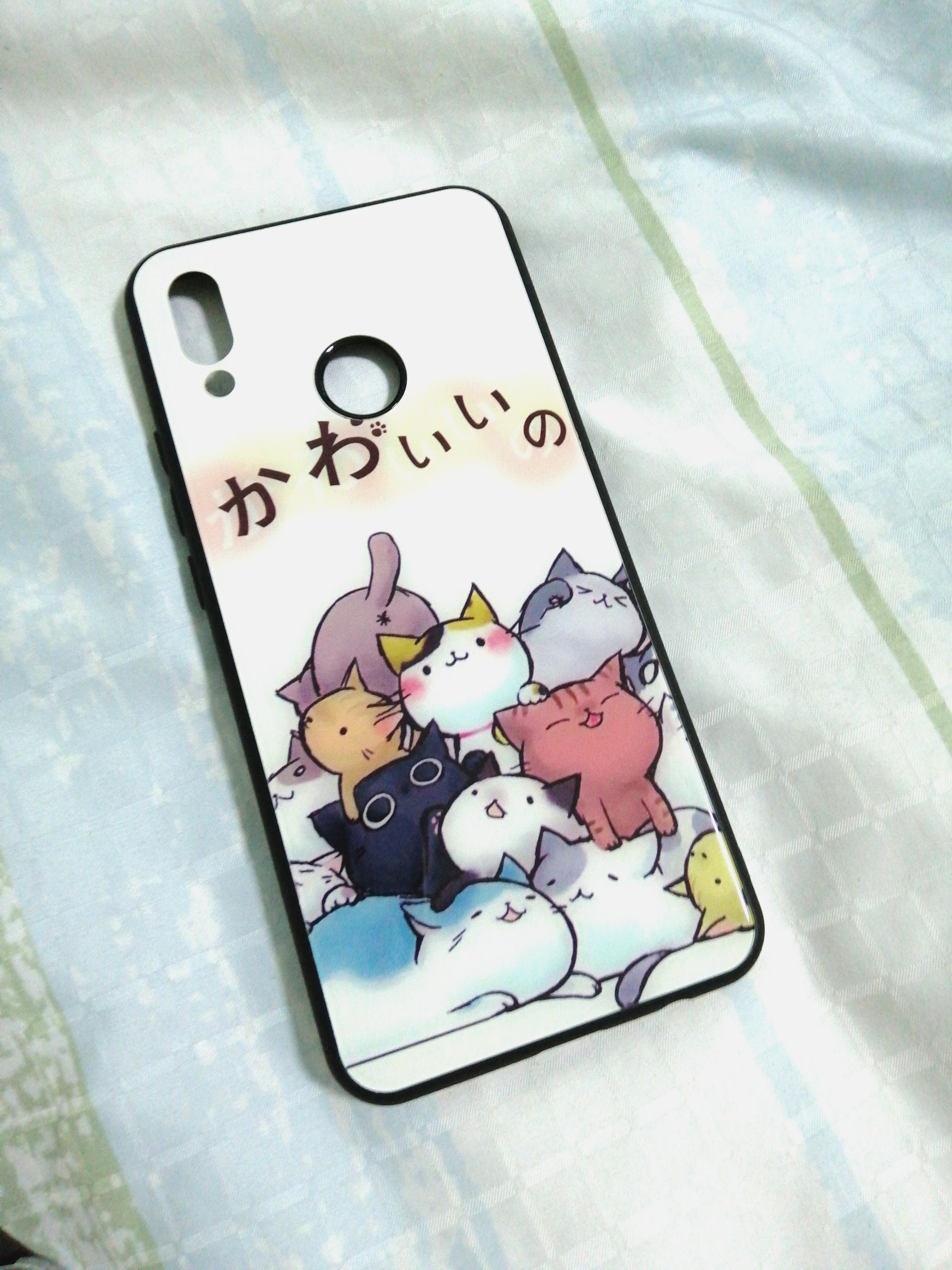 best cheap 46359 86231 Huawei Nova 3i phone case / cover - and cat