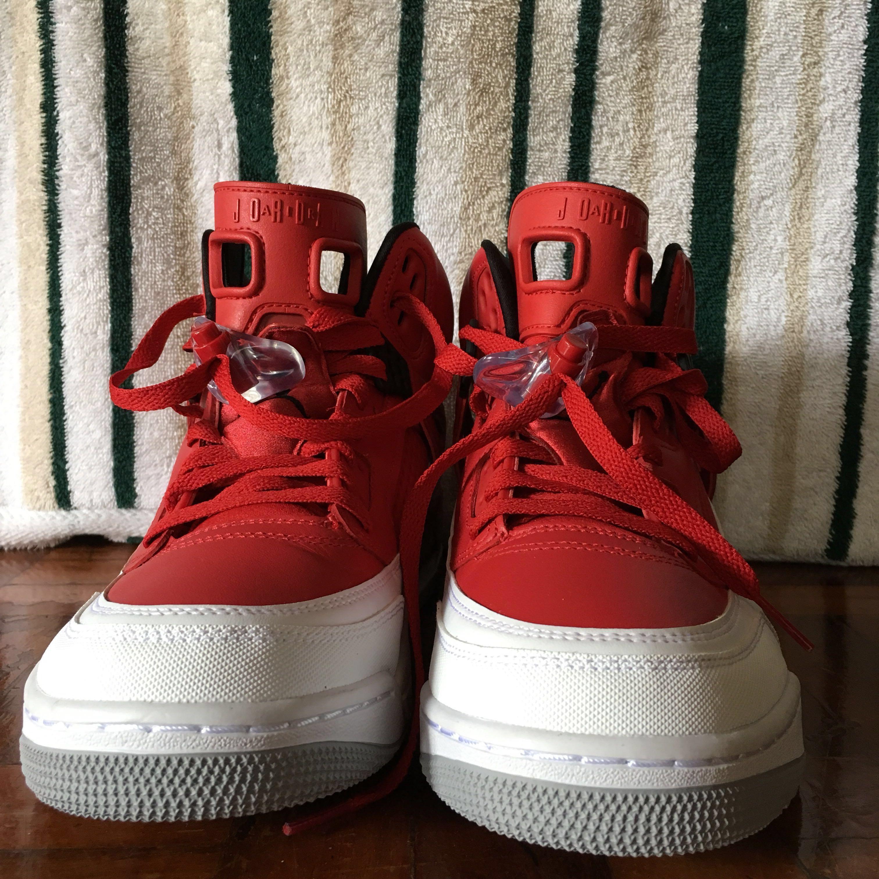 c1218d3a422b ... australia jordan spizike red and white mens fashion footwear on  carousell f0fb0 3fd4b