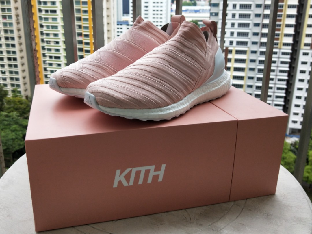 89282d3b6981 Kith x Adidas Nemeziz Tango 17.1 Ultra Boost