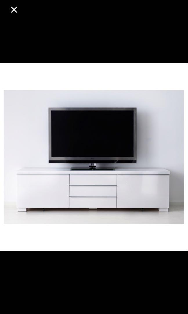 looking people blessing IKEA TV Console