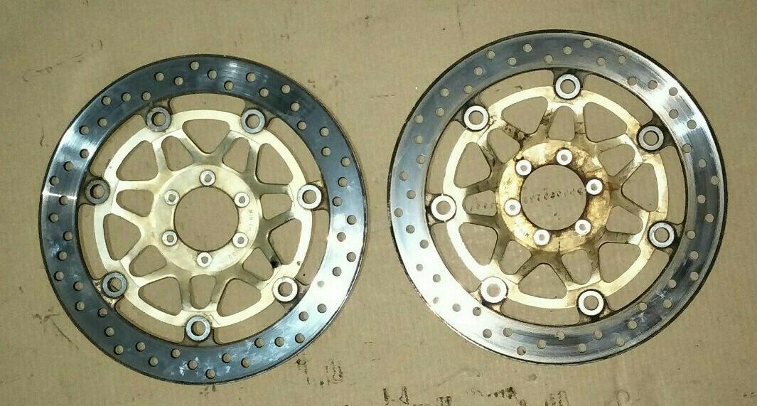 NEGO WEEK   Upon viewing @ 640922   Nego deposit of $20 per item @ Brake  Rotor / Disc CB400 Spec 1,2,3 Superfour HONDA Original