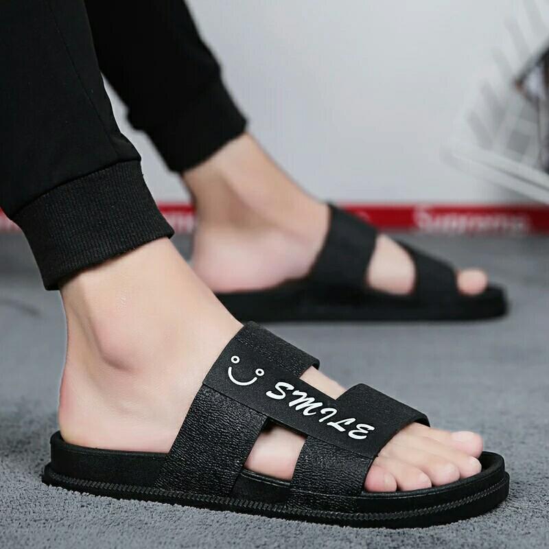 738b9a696 Home · Men s Fashion · Footwear · Slippers   Sandals. photo photo ...