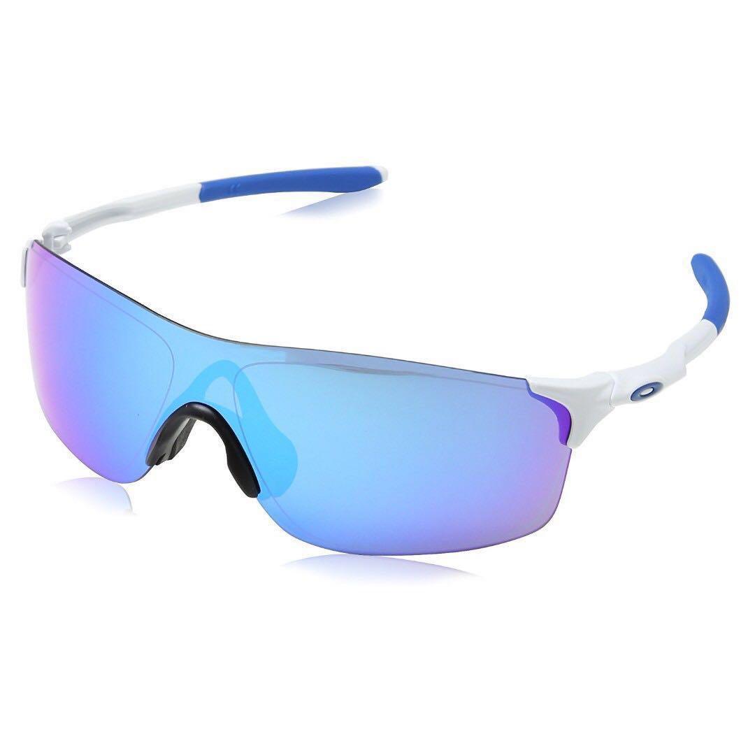 27809eceb54 Oakley EVZero Pitch Sunglasses - Sapphire Iridium   Polished White ...