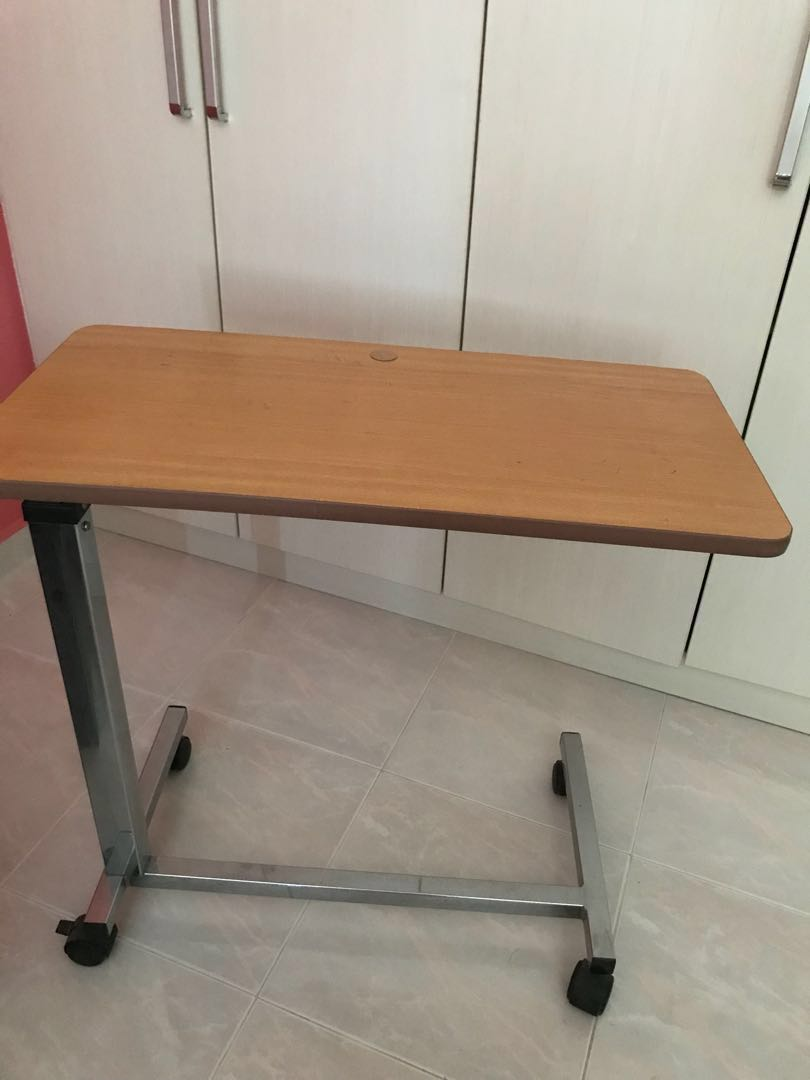 Over Bed Table Furniture Tables Chairs On Carousell