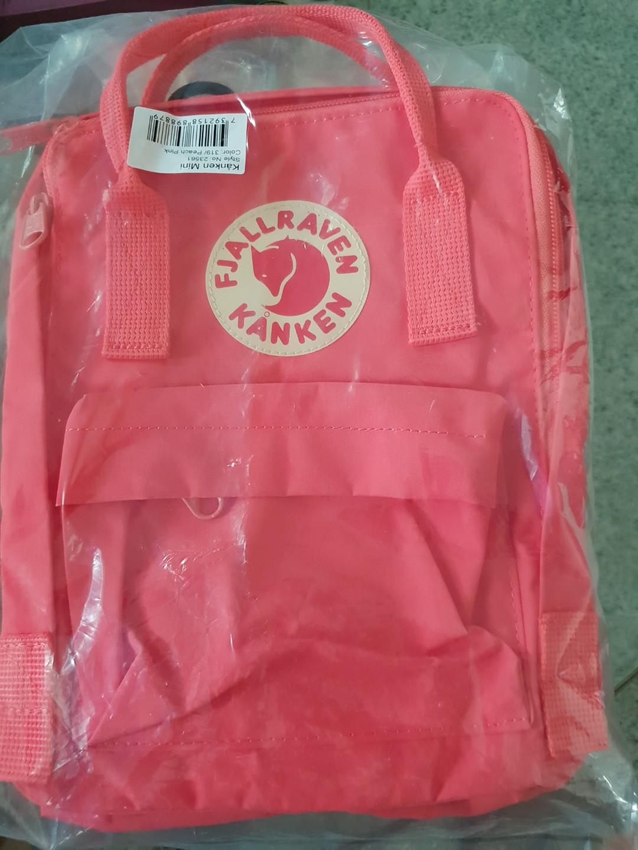 a661bb1a4 Pink Fjallraven Kanken Bag, Women's Fashion, Bags & Wallets ...