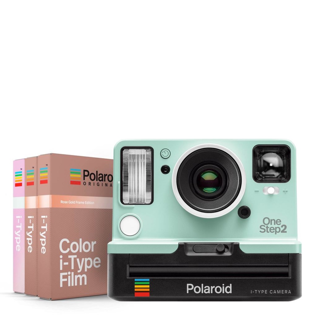 POLAROID ORIGINALS I-TYPE CAMERA   ONESTEP 2 MINT SPECIAL LIMITED EDITION,  Photography, Cameras, Others on Carousell c27e7b88dc64