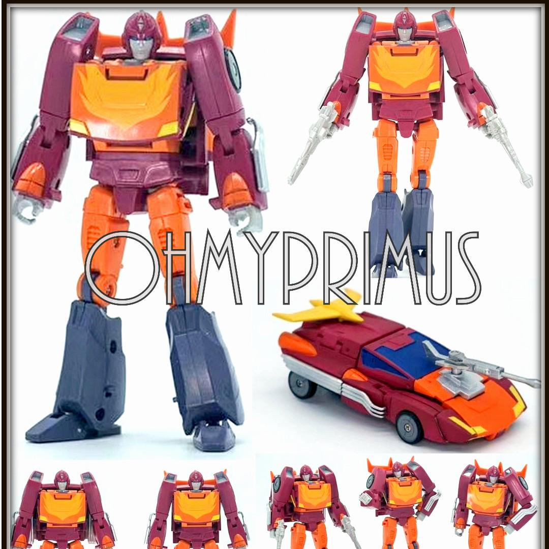 IN STOCK> Papa Toys PapaToys PPT-04 PPT04 - Transformers