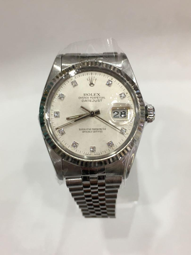 new concept a9654 5fa9f Rolex 16234, Luxury, Watches on Carousell