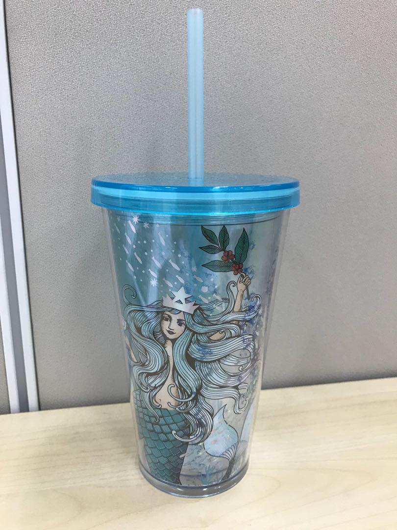Starbucks Mermaid Cold Cup Home Appliances Kitchenware On