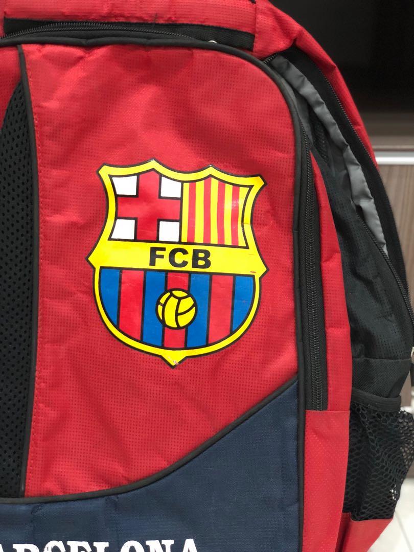 Tas Barcelona Preloved Fesyen Pria Dompet Di Carousell Waist Bag Barca Bagikan Barang Ini