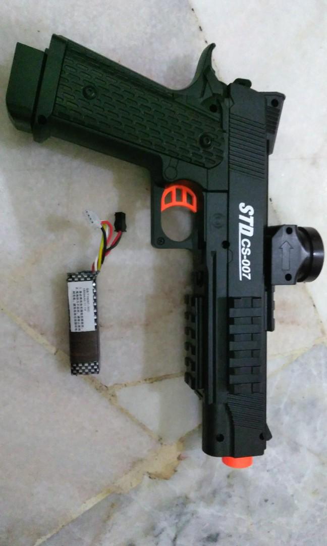 Toy water gel blaster std1911 cs007
