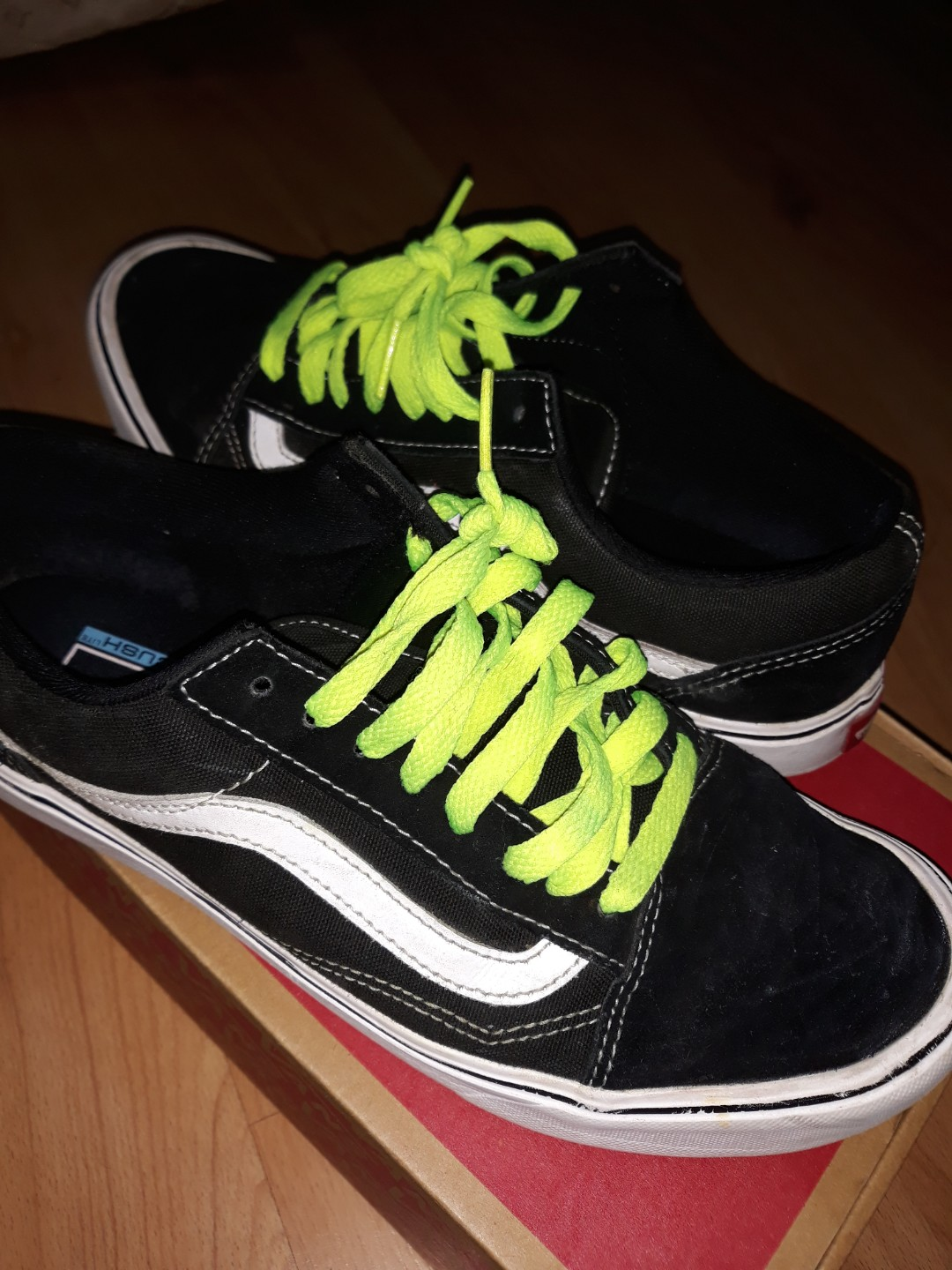 30f1e292dd Vans Sneakers Ultracush and extra light with customised water repel ...