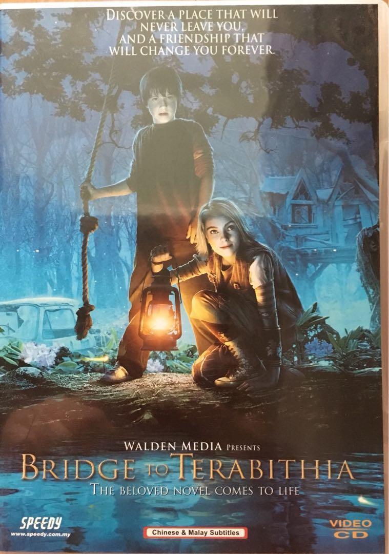 road to terabithia movie