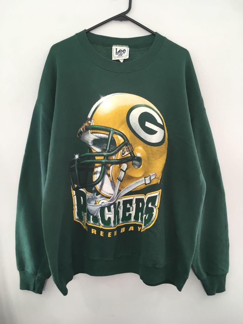 Vintage Green Bay Packers Sweatshirt