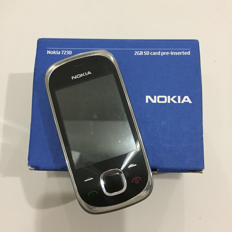 Vintage Nokia 7230