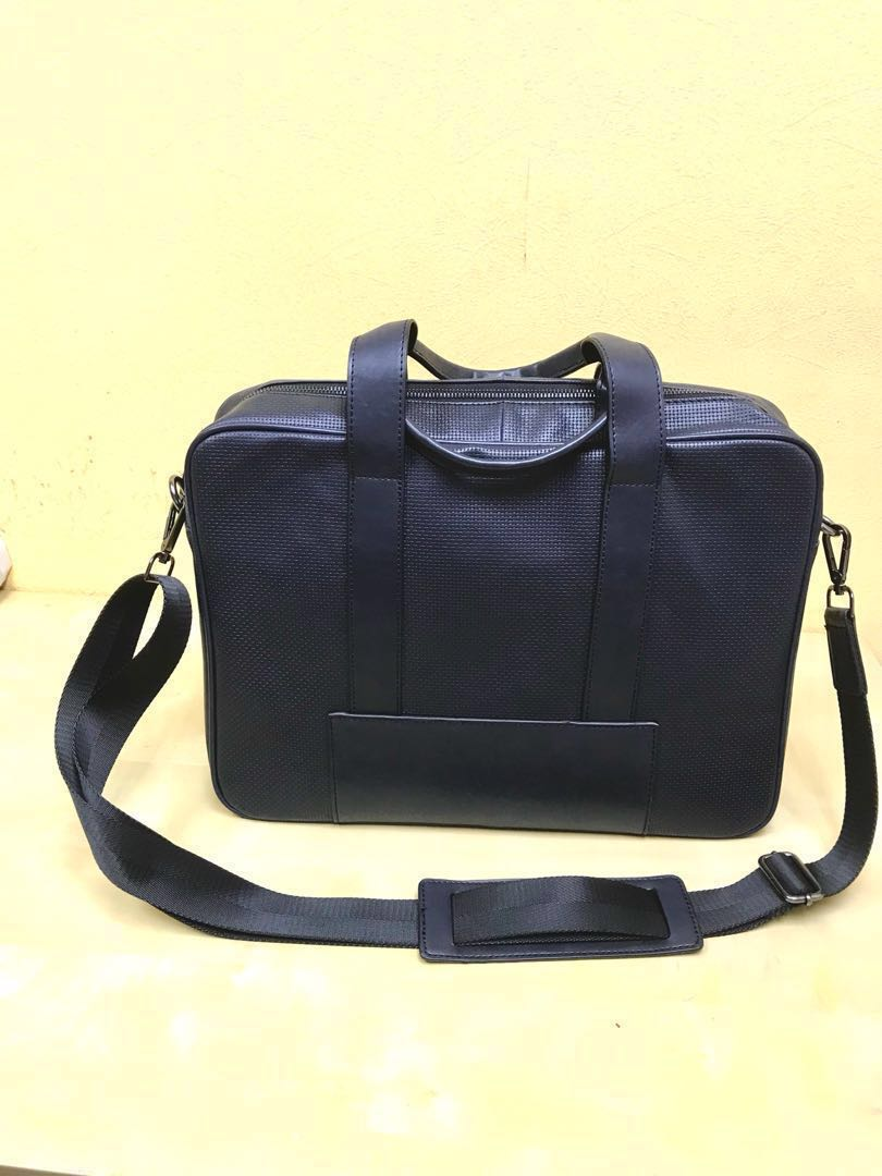 5e1cc53700 ZARA Man office bag , Men's Fashion, Bags & Wallets, Briefcases on ...
