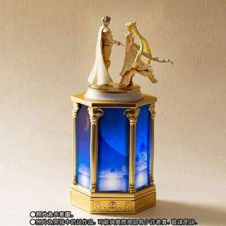 全新行版 美少女戰士 音樂盒 PROPLICA×Figuarts Zero chouette Tuxedo Mirage memorial ornament