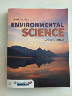 Environmental Science 10th Edition by Daniel D. Chiras