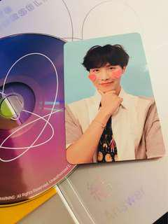[WTT/WTS] Love Yourself : Answer F JHOPE