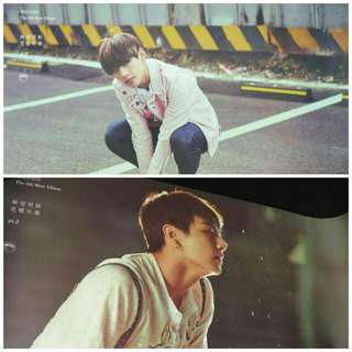 💣 WTS 💣 bts hyyh tae, jk and grp posters