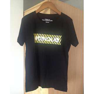 *全新未穿*#DINOLAB 恐龍實驗室展覽週邊商品 SM號T恤