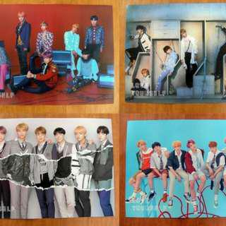💣 WTS 💣 bts answer s e l f posters