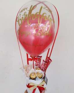 Budget hot air balloons