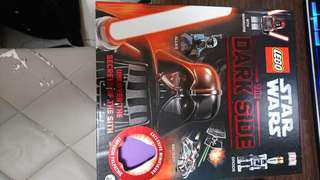 Star wars the dark side story book