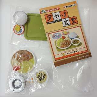 Re-ment 食玩 Nostalgic Diner 日本拉麵食堂 No7