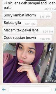 russian brown 💋