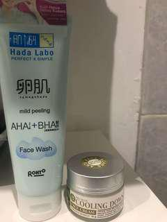 acne scars facial wash dan krim